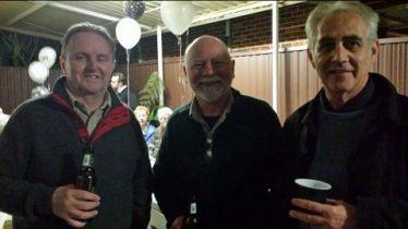 triplets turn 60