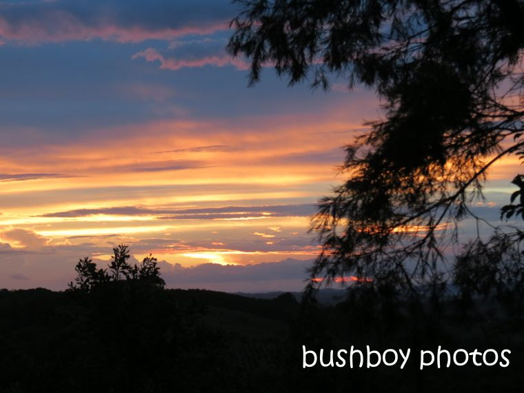sunset02 binna burra_dec 2014