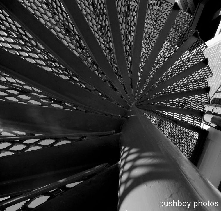 170418_bandw challenge_spiral stairs