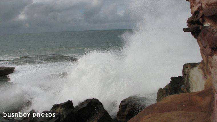 180628_blog challenge_waves_crashing rocks