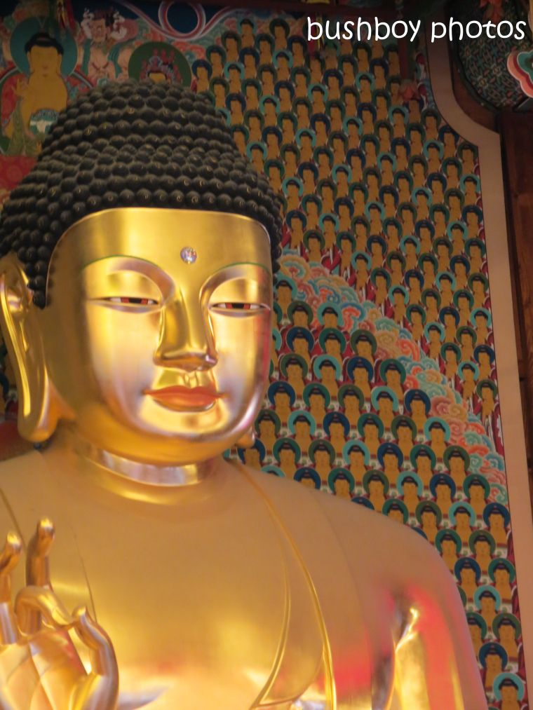 181004_blog challenge_gilded_buddah_south korea