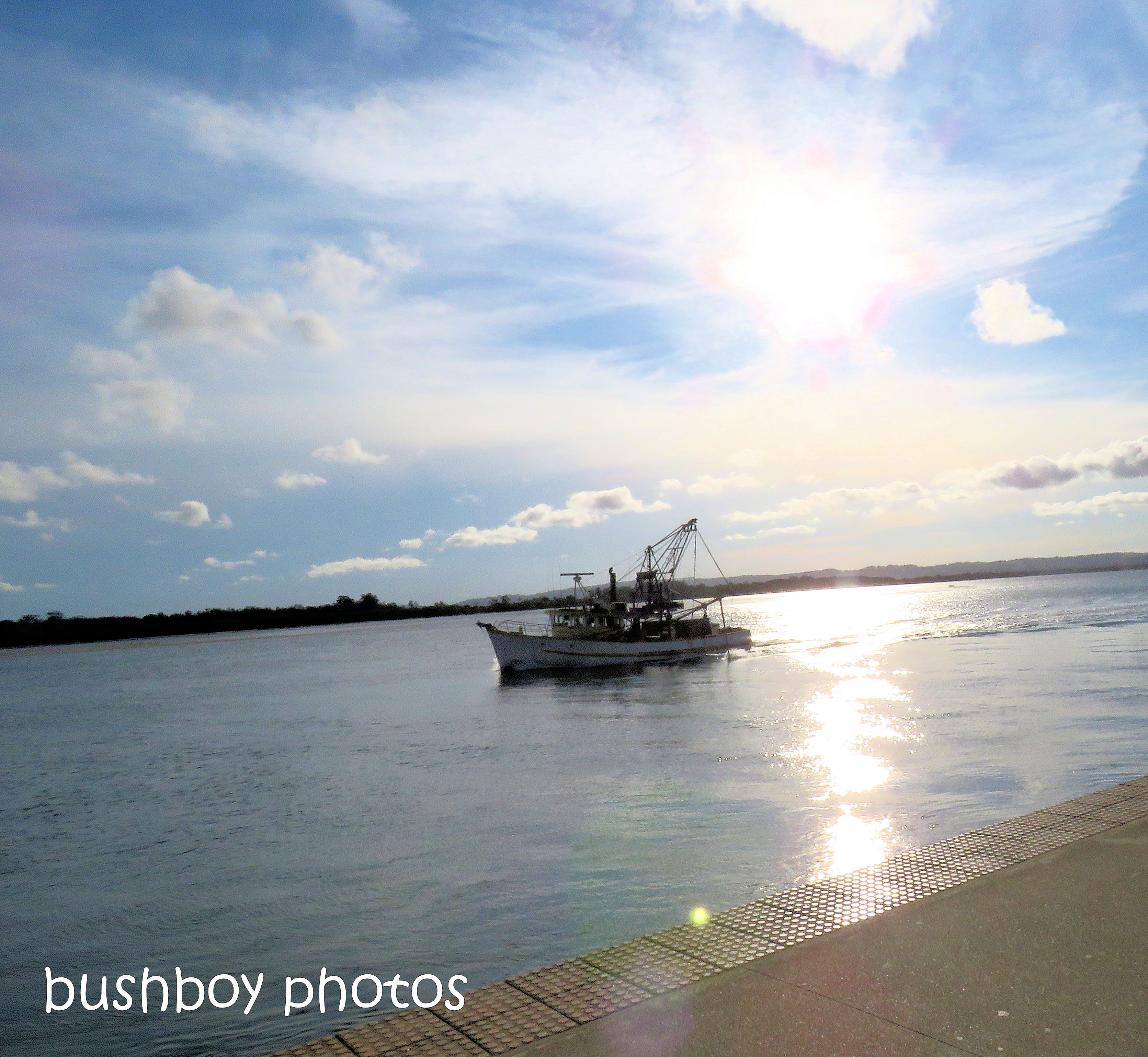 181016_blog challenge_reflection_trawler_ballina