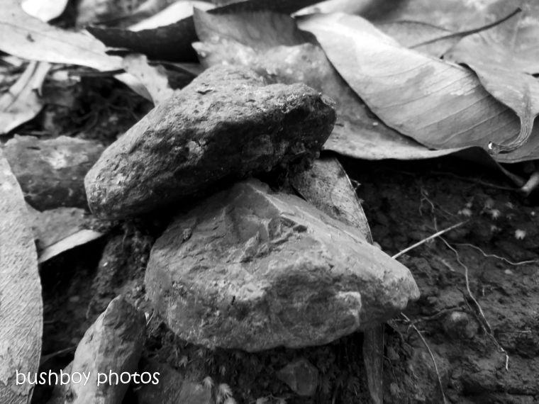 181214_blog challenge_blackandwhite_rocks_boulder_stones_blue