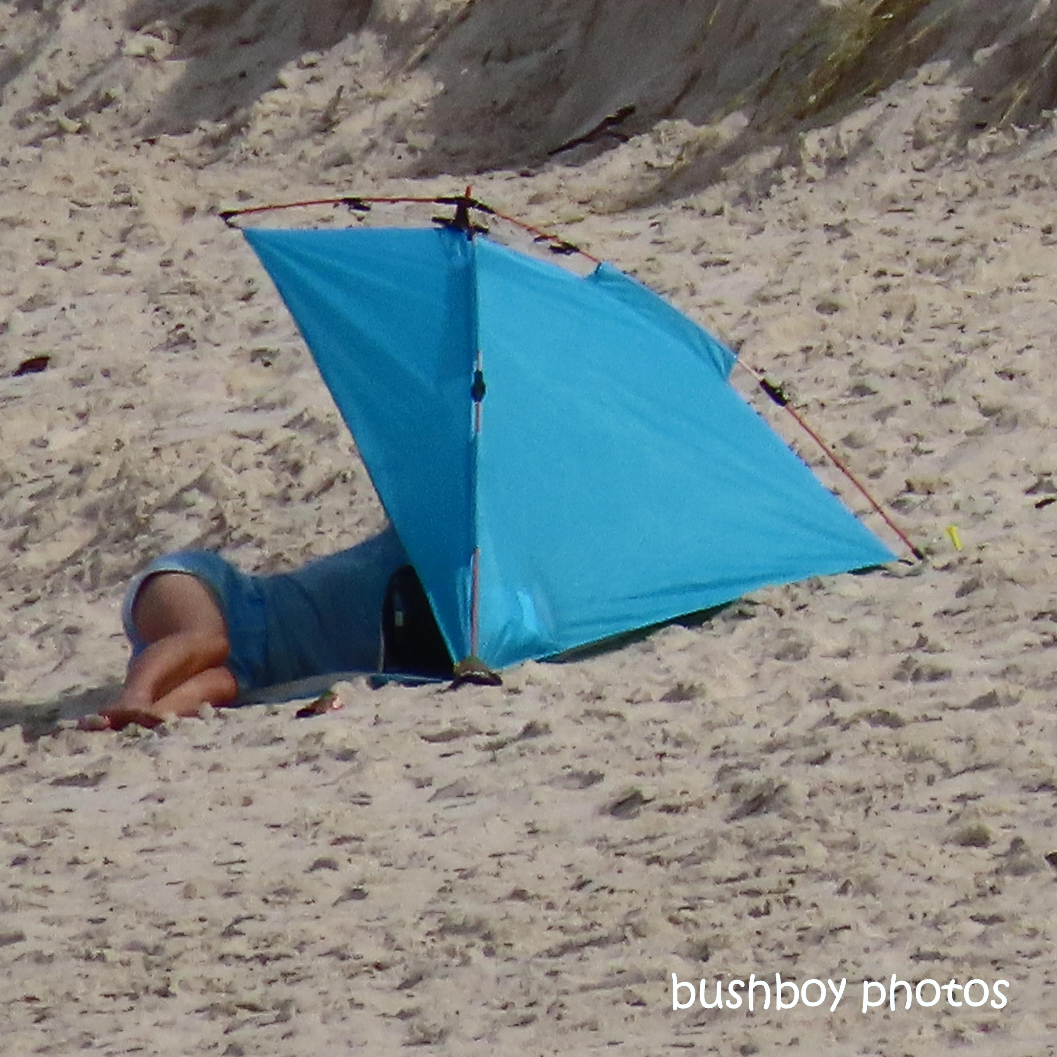 190708_blog_challenge_blue_umbrella_beach_sand