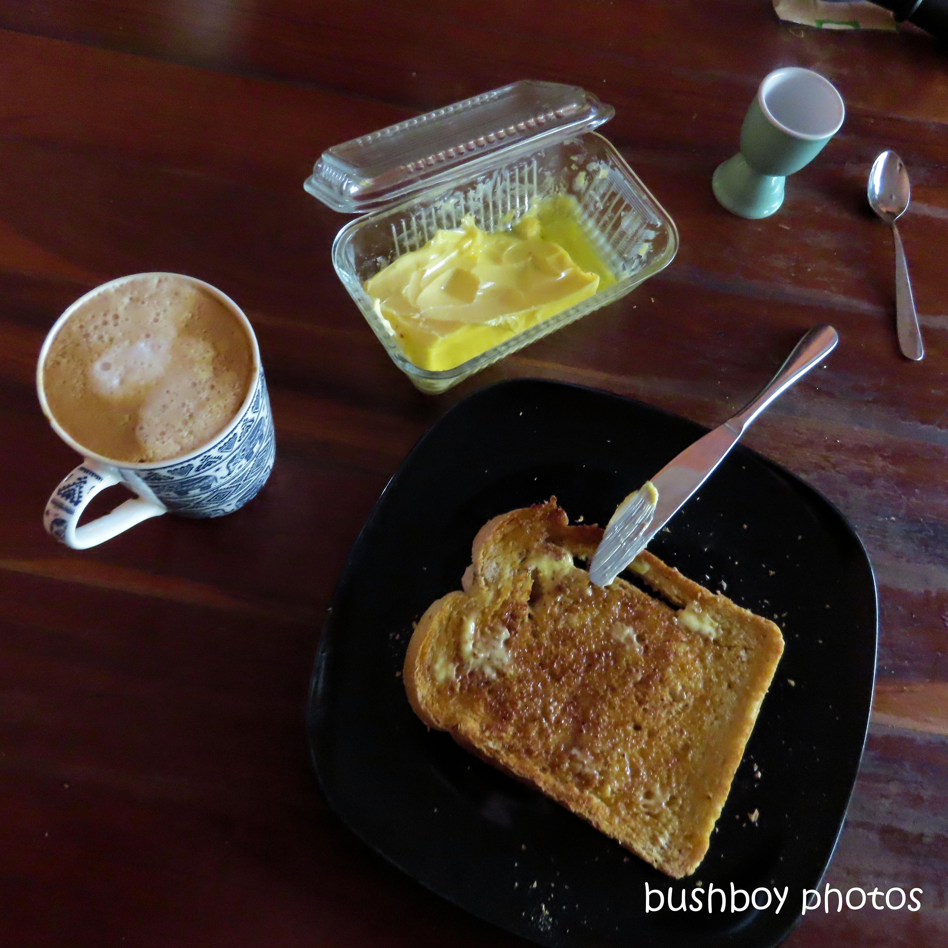191023_blog_challenge_butter_breakfast_toast_coffee